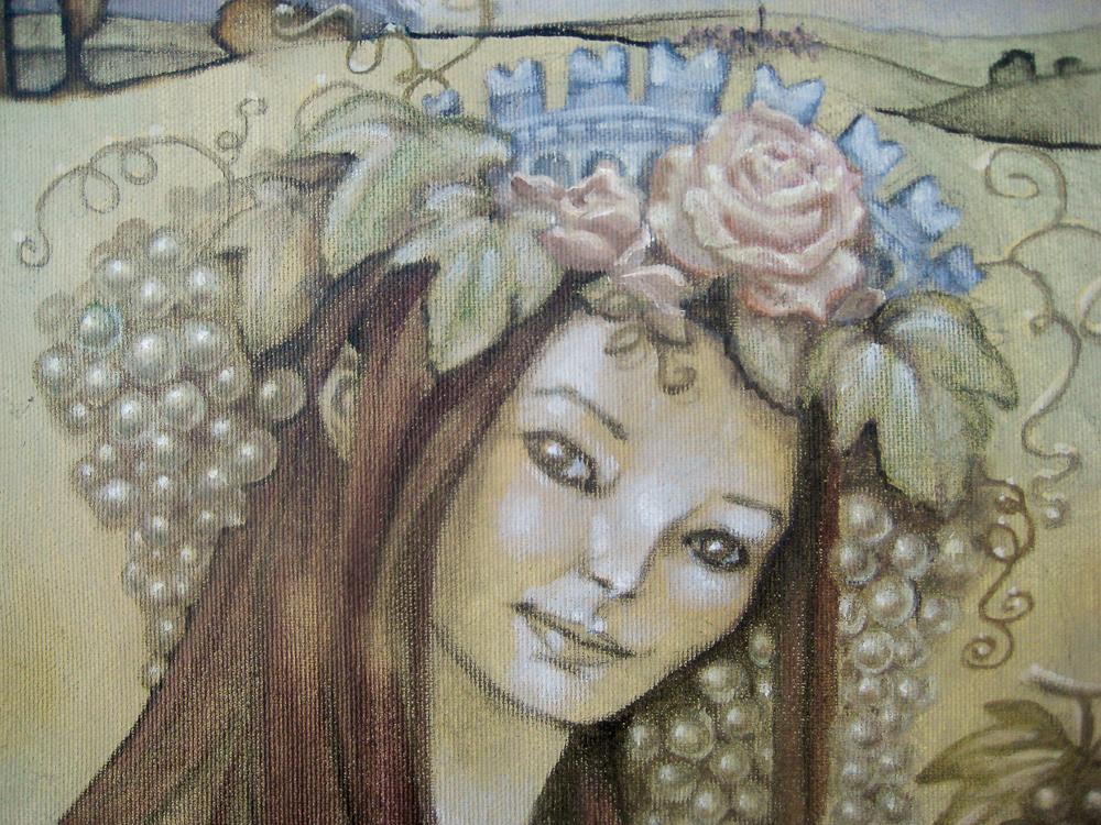 Brunella Degli Oppi detail by Amarilli A.