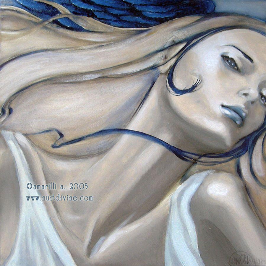 Blue Suspect by Amarilli A.
