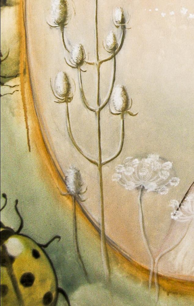 Delfina ~ detail by Amarilli A.