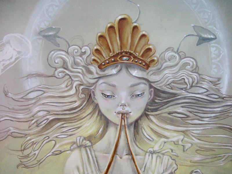 Vittoria ~ Detail by Amarilli A.